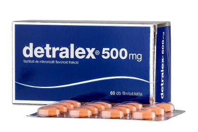 DETRALEX 500 MG 60X FILMTABLETTA